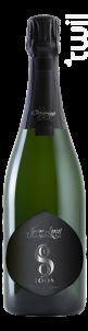 100S Extra Brut - Champagne Xavier Loriot - Non millésimé - Effervescent