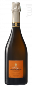 Champagne Prestige - Champagne Nicolo et Paradis - Non millésimé - Effervescent