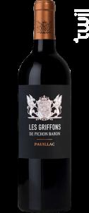 Les Griffons de Pichon Baron - Château Pichon Baron - 2018 - Rouge