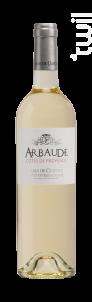 Arbaude - Mas de Cadenet - 2017 - Blanc