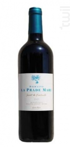 Secret de Fontenille - Domaine La Prade Mari - 2018 - Rouge