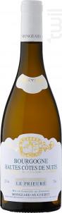 Bourgogne Hautes Côtes de Nuits - Le Prieuré - Domaine Mongeard-Mugneret - 2014 - Blanc