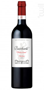 La Bacchante - Château Nouret - 2013 - Rouge