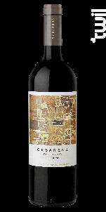Reservado - BLEND - Casarena - 2017 - Rouge