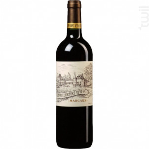 Château Durfort-Vivens - Château Durfort-Vivens - 2019 - Rouge