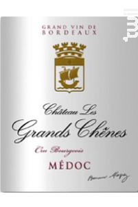 Château les Grands Chênes - Bernard Magrez- Château les Grands Chênes - 2016 - Rouge