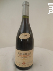 Bourgogne-Côtes-d'Auxerre - Caves De Bailey - 1999 - Rouge