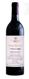Unico - Bodegas Vega Sicilia - 2008 - Rouge