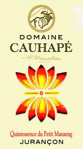 Quintessence du Petit Manseng - Domaine Cauhapé - 1993 - Blanc