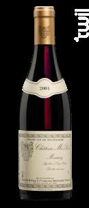 Mercurey Château Mi-Pont - Maison L. Tramier et Fils - 2004 - Rouge