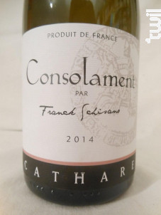 Consolament - Domaine Cathare - 2014 - Blanc