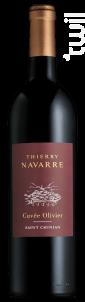 Cuvée Olivier - Domaine Thierry Navarre - 2017 - Rouge