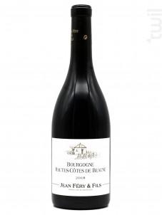 Bourgogne Hautes Côtes de Beaune - Domaine Jean Fery & Fils - 2018 - Rouge