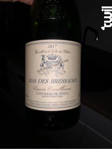 Cuvée Excellence - Mas des Bressades - 2016 - Blanc