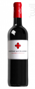 Château de Chambrun - Moncets & Chambrun - 2013 - Rouge