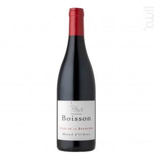 Clos de la Brussiere - Domaine Boisson - 2019 - Rouge