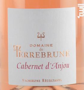 Cabernet d'Anjou - Domaine de Terrebrune - 2020 - Rosé