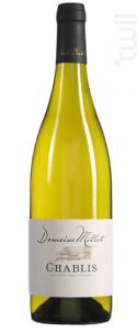Chablis - Domaine Millet - 2016 - Blanc