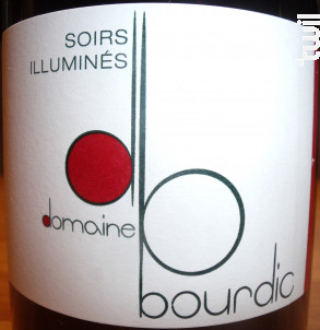 Soirs illuminés - Domaine Bourdic - 2014 - Rouge
