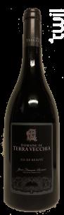 Cuvée Stella - Clos Poggiale - Domaine Terra Vecchia - 2016 - Rouge