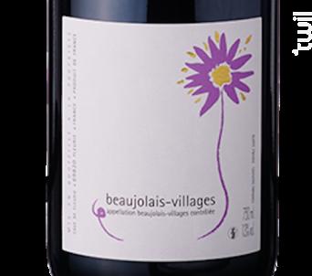 Beaujolais-Village - Cave de Fleurie - 2017 - Rouge
