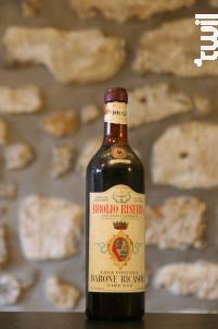 Brolio - Barone Ricasoli SPA Agricola - 1962 - Rouge