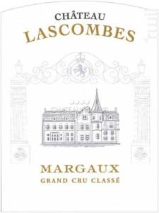 Château Lascombes - Château Lascombes - 2017 - Rouge