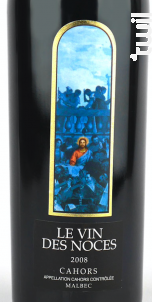 Le Vin des Noces - Les Roques de Cana - 2014 - Rouge