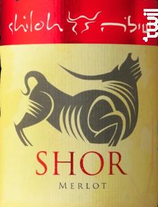 Shor Merlot - Shiloh - 2017 - Rouge