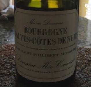 Bourgogne Hautes-Côtes de Nuits - Domaine Méo-Camuzet - 2016 - Blanc