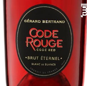 Code Rouge - Maison Gérard Bertrand - Tendances - Non millésimé - Effervescent