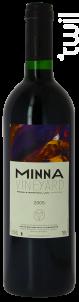 Minna - VILLA MINNA VINEYARD - 2005 - Rouge