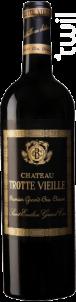 Château Trotte Vieille - Château Trottevieille - 2017 - Rouge