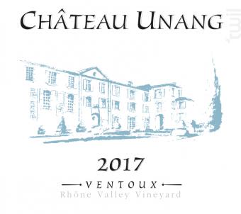 Château Unang - Château Unang - 2017 - Rosé