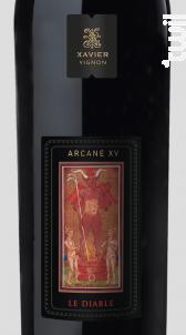 Arcane XV Le Diable - Xavier Vignon - 2015 - Rouge