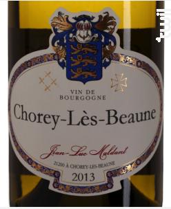 CHOREY-LÈS-BEAUNE - Domaine Maldant - Pauvelot - 2016 - Blanc