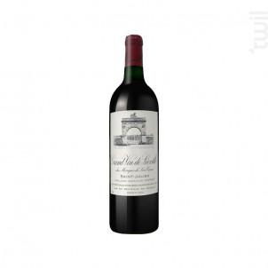 Grand Vin de Léoville du Marquis de Las Cases - Château Léoville Las Cases - 2011 - Rouge