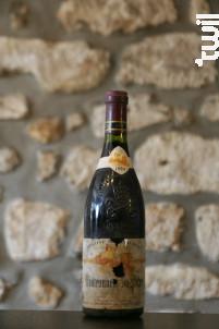 Domaine Mayard - Vignobles Mayard - 1984 - Rouge