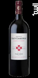 Chateau Haut-Chaigneau - Vignobles Chatonnet - 2018 - Rouge