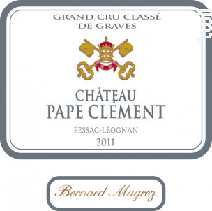 Château Pape Clément - Château Pape Clément - 2011 - Rouge