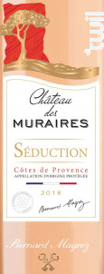 Château des Muraires - Bernard Magrez - Chateau Des Muraires - 2019 - Rosé