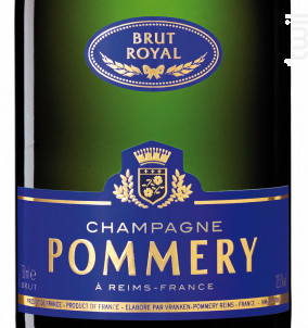 Brut Royal Magnum - Champagne Pommery - Non millésimé - Effervescent