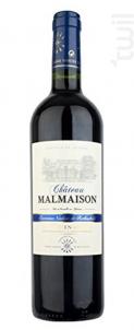 Château Malmaison - Baronne Nadine de Rothschild - Château Malmaison - 2012 - Rouge