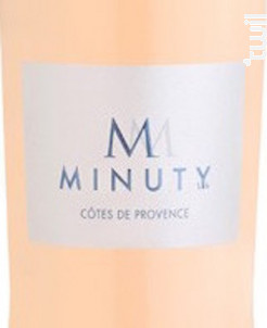 M de Minuty - Château Minuty - 2020 - Rosé