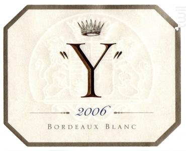 Y d'Yquem - Château d'Yquem - 1977 - Blanc