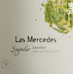 LAS MERCEDES Singular - Sémillon - BOUCHON FAMILY WINES - 2019 - Blanc