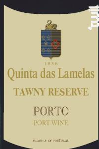 Tawny reserva - Quinta das Lamelas - Non millésimé - Rouge