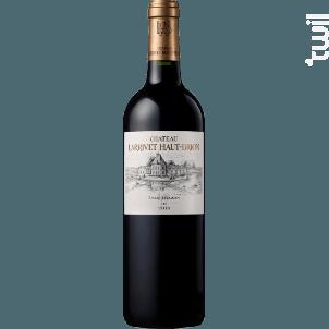 Château  Larrivet Haut Brion Rouge - Château Haut Brion - 2016 - Rouge