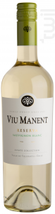 Estate Collection Reserva - Sauvignon Blanc - Viu Manent - 2018 - Blanc