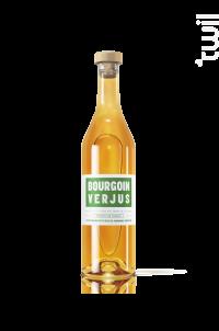 BOURGOIN VERJUS - Bourgoin Cognac - 2020 - Blanc